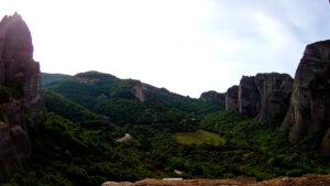 Άγιος Νικόλαος Αναπαυσάς - Θέα