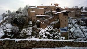 Ι.Μ Μεγάλο Μετέωρο Χιόνια